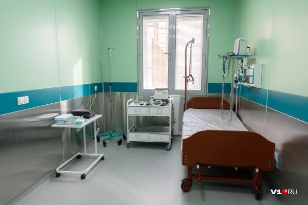 Стены больницы — последнее, что видят некоторые тяжелобольные