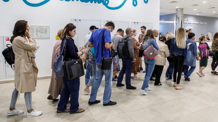 Из Волгограда открыли прямой авиарейс в Ереван