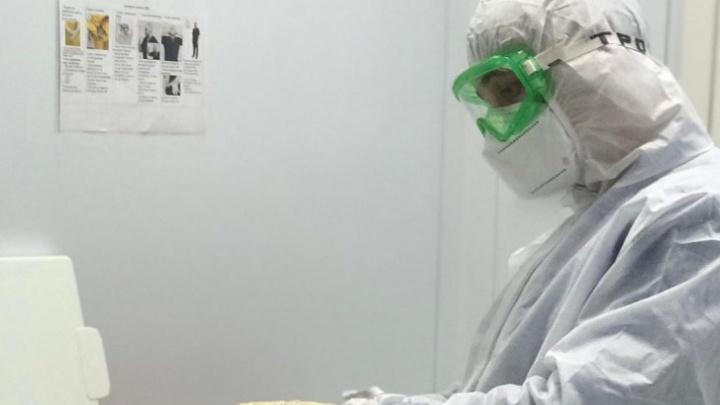 Уфимский врач COVID-госпиталя рассказал, как правильно брать мазок на коронавирус