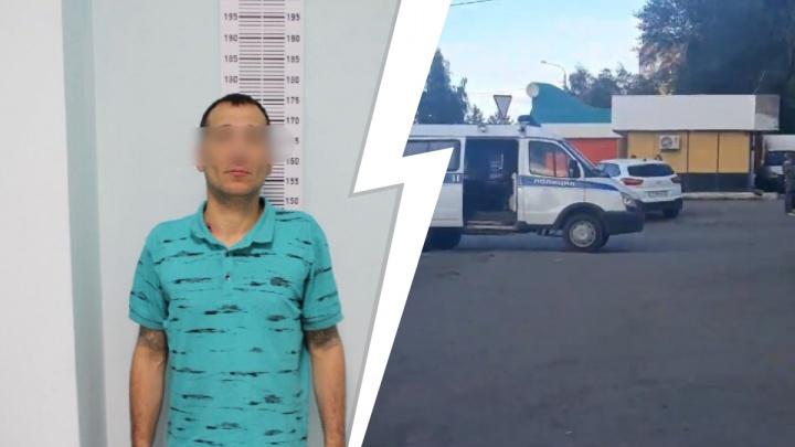 Тюменец вынес из магазина ящик спиртного и ранил покупателя в шею