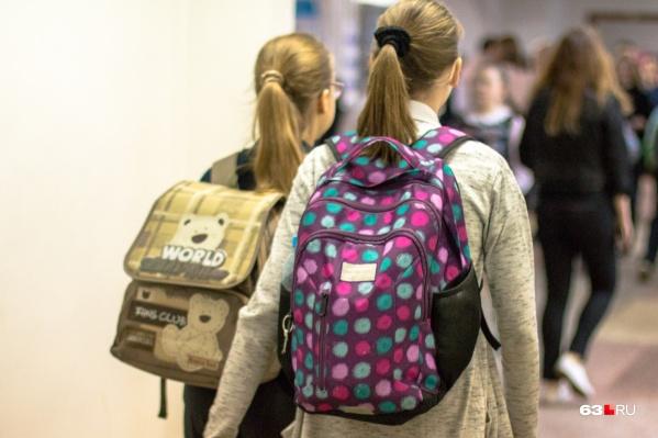 Есть вероятность, что в апреле школьники не вернутся на учебу