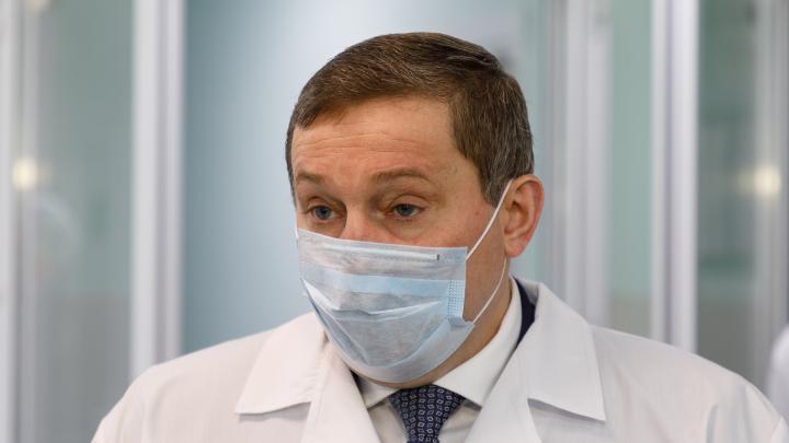 «Ограничить поездки и встречи с родственниками»: волгоградский губернатор сделал заявление о COVID-19