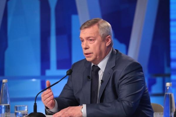Василий Голубев назвал условия, при которых торговым точкам разрешат работать с 25 мая