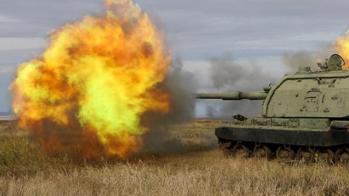 «Танковый биатлон» и «Суворовский натиск»: военные пригласили волгоградцев поиграть в большие танчики