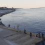 «Всё в черте города»: волгоградцы сбежали на рыбалку — смотрим уловы