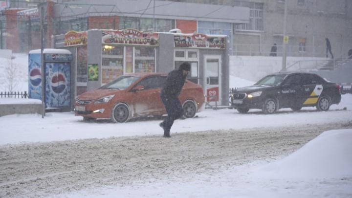 Жителей Омской области предупредили о сильном ветре 8 марта