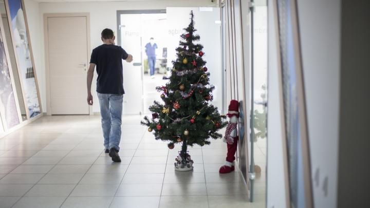 Кто останется без выходного 31декабря? Блицопрос новосибирских компаний и организаций