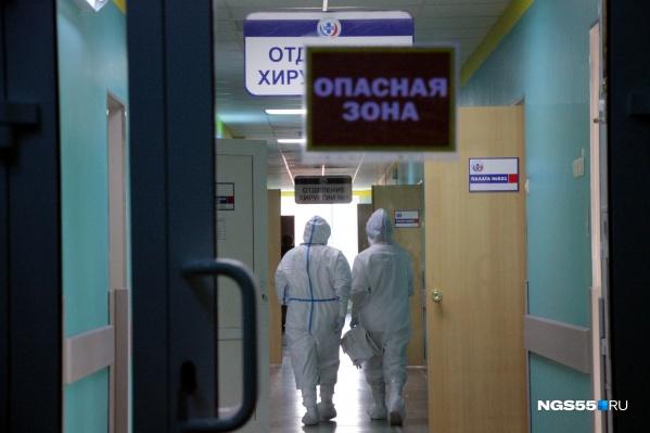 За сутки в Курганской области выздоровели 160 человек с инфекцией