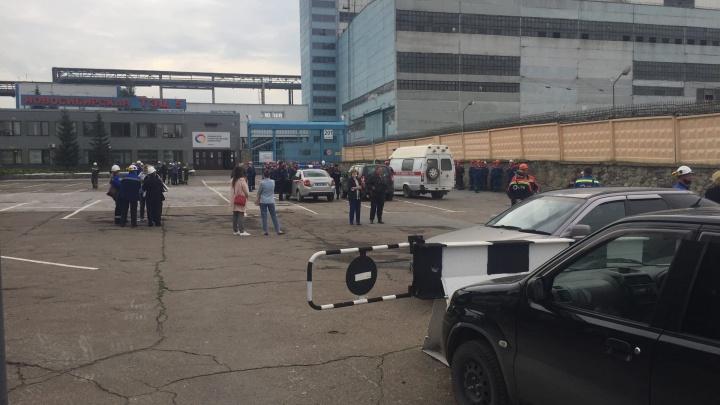 В Новосибирске «заминировали» три ТЭЦ