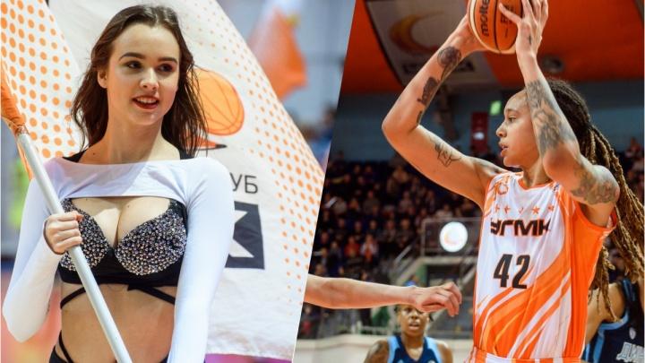 Коронавирус против спорта: в Екатеринбурге отменили матч главного баскетбольного турнира в Европе