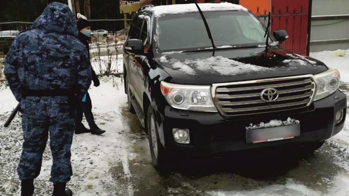 Одних только штрафов было на 40 тысяч: екатеринбуржец отдал долги, когда чуть не лишился машины
