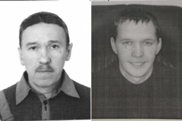 Валентин Тресков и Вадим Косяков