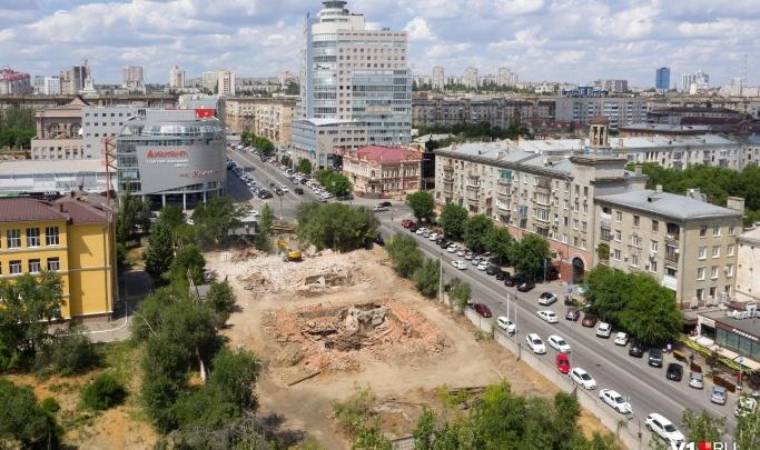 «Теперь там можно строить»: в Волгограде скорректировали границы улицы Советской
