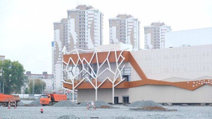 В новом пермском ТРК «Планета» разместятся магазин мебели Hoff и косметический супермаркет «Золотое Яблоко»