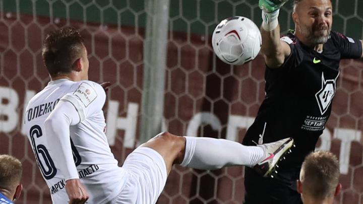 Снова победа: «Крылья Советов» обыграли «Чертаново» со счетом 1:0