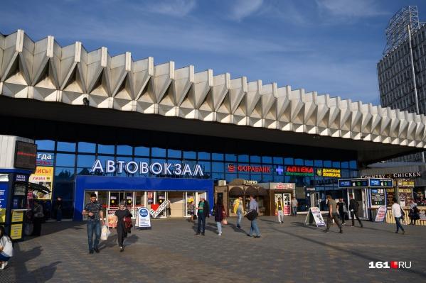 Один из терминалов оборудуют в Главном автовокзале