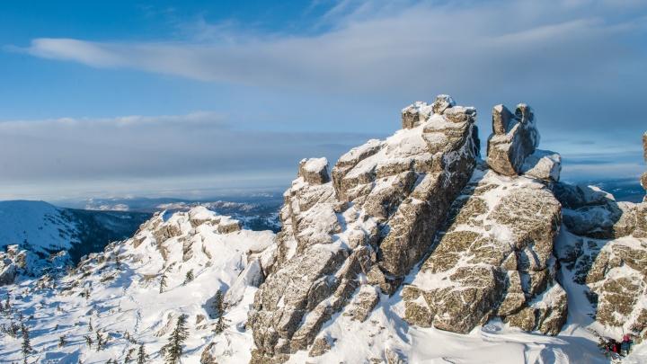 Пермские путешественники составили топ-10 вершин России, с которых открываются потрясающие виды. Фото