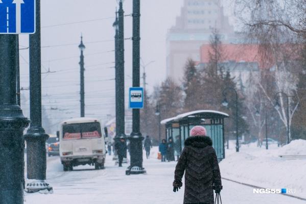 В среднем омички на пенсии получают не более 14 тысяч рублей в месяц