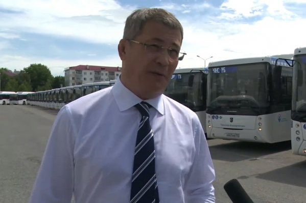 Чиновник пообещал сделать транспортную систему в городе лучшей в стране