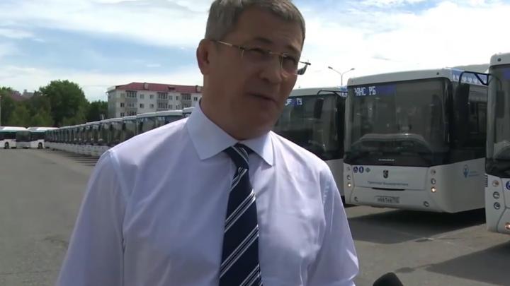 Радий Хабиров — о первом впечатлении об Уфе: «Облезлые пазики и хамство водителей»