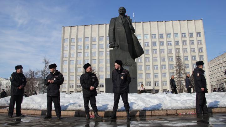 Активистам из Архангельска отказали в проведении пикета на площади Ленина