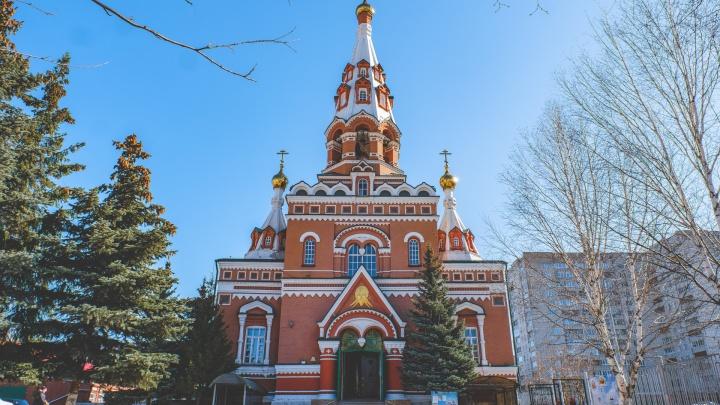 Пасхальные богослужения в Перми пройдут без прихожан, а священники должны носить маски