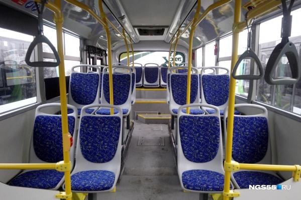 При выборе маршрутов учитывались технические возможности автобусов