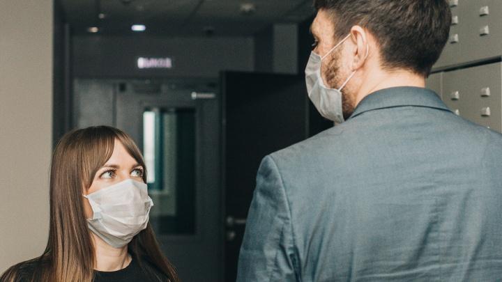 Самарцам будут измерять температуру на работе из-за вспышки коронавируса