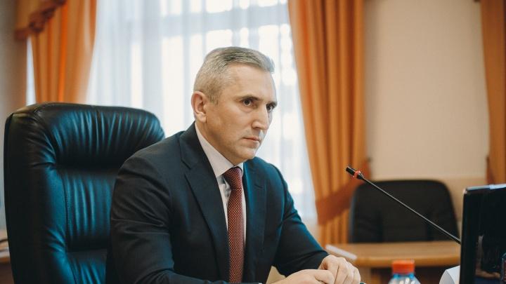 Генпрокуратура внесла представление Александру Моору из-за школьных автобусов
