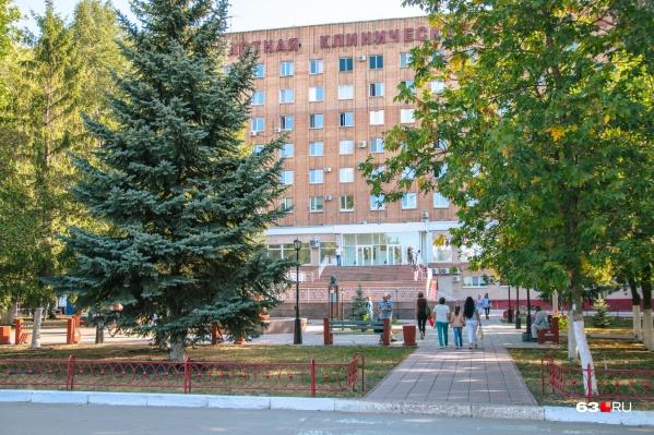 Областная больница Середавина стала главным ковидным госпиталем 63 региона на несколько месяцев