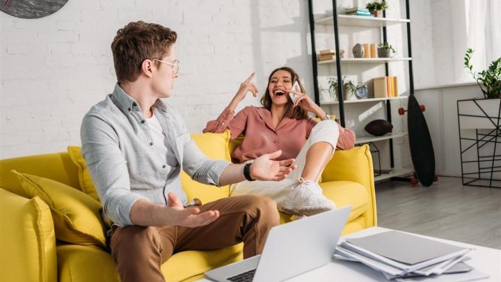 Офис vs удаленка: опрос, что думают тюменцы о работе из дома и стоит ли менять профессию на другую