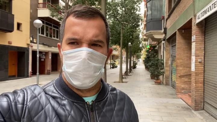 «В Барселоне вместо туристов — военные»: новый репортаж из сердца эпидемии