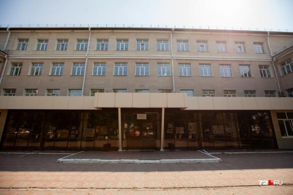 """В Тюмени построят <nobr class=""""_"""">12 школ</nobr>, независимо от экономической обстановки"""