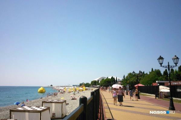 Популярность Крыма легко объяснима — границы России до недавнего времени были наглухо закрыты