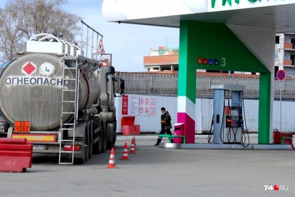 Курганское УФАС запросило ухозяйствующих субъектов информацию о причинах повышения цен на топливо