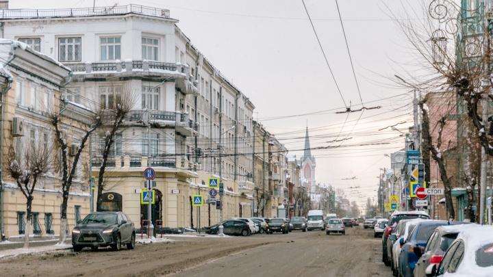 Улицы Самары хотят очистить от проводов