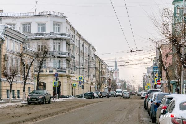 Чиновники считают, что провода портят вид на городские достопримечательности