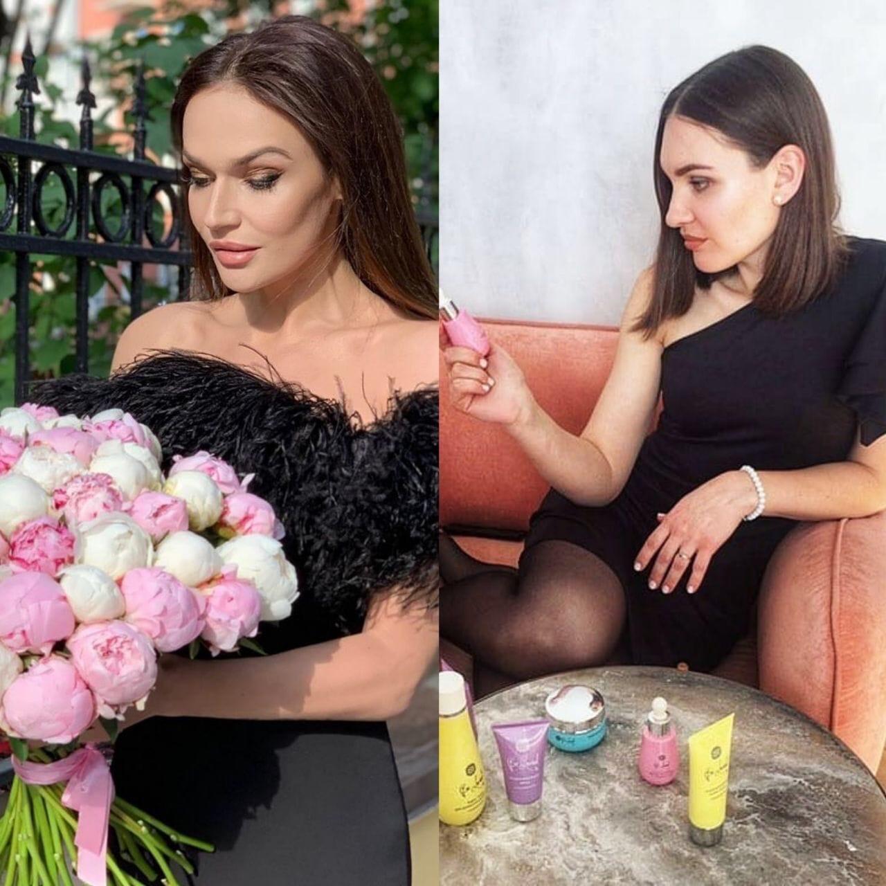 Юлия говорит, что ей приятно сходство с популярной телеведущей