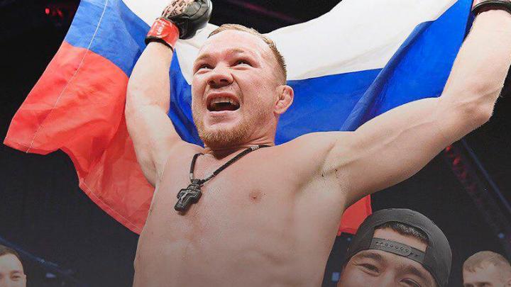 Возвращение чемпиона UFC: как Екатеринбург встретил Петра Яна в аэропорту