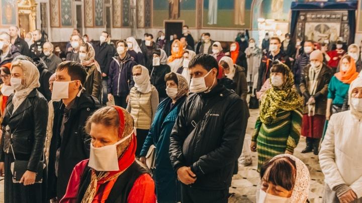 В Самарской области ожидаются рождественские богослужения в храмах