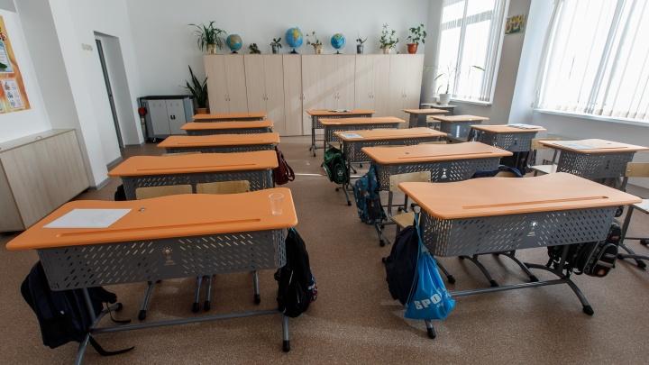 Еще четыре школы перевели на дистант в Волгоградской области