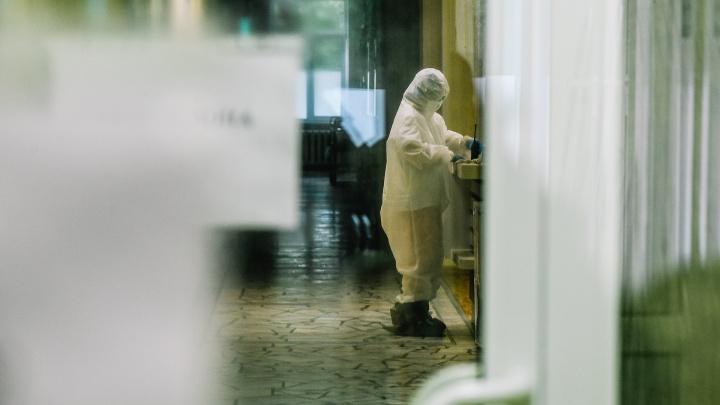 В Самарской области от коронавируса умерли 7 медиков