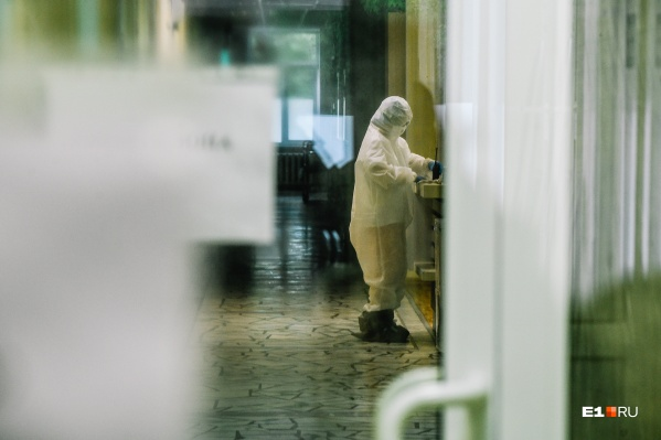 Большинство погибших — медсестры