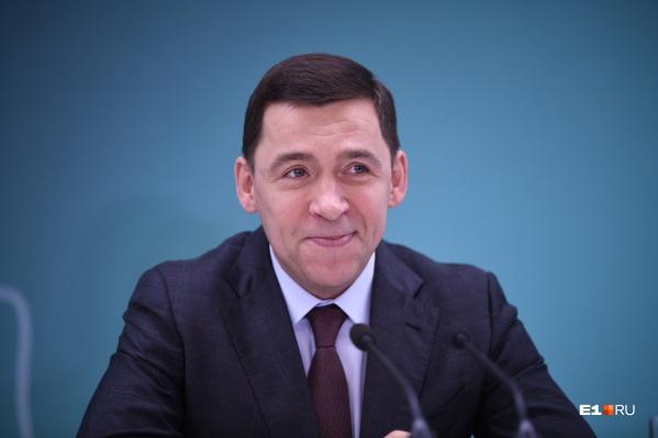 Куйвашев отвечает на вопросы журналистов