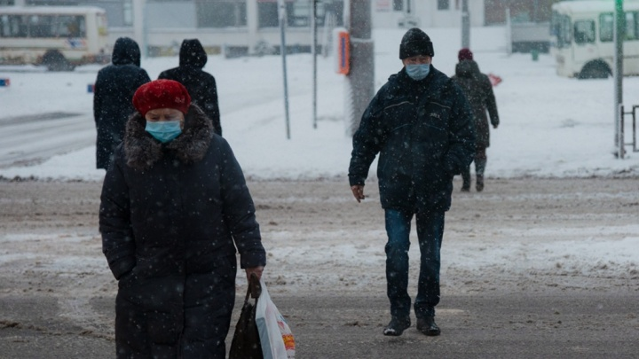 Архангельская область вышла на плато по заболеваемости COVID-19