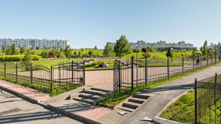 Мэрия Кемерово потратит на охрану парка в Лесной Поляне и Кировской набережной почти 10 млн рублей