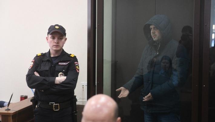 Обвиняемый в избиении архитектора Кротова попросился из СИЗО домой