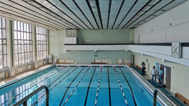 Дом культуры и бассейн на Химмаше станут городскими: что это значит