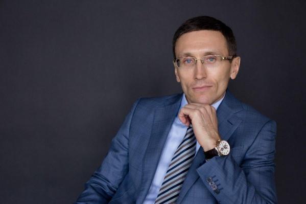 Собственник и основатель компании «Бизнес-Гарант» Илья Руднев