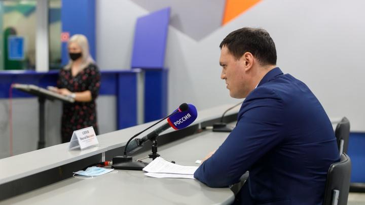293 жителя Волгоградской области находятся в больницах с подозрением на коронавирус
